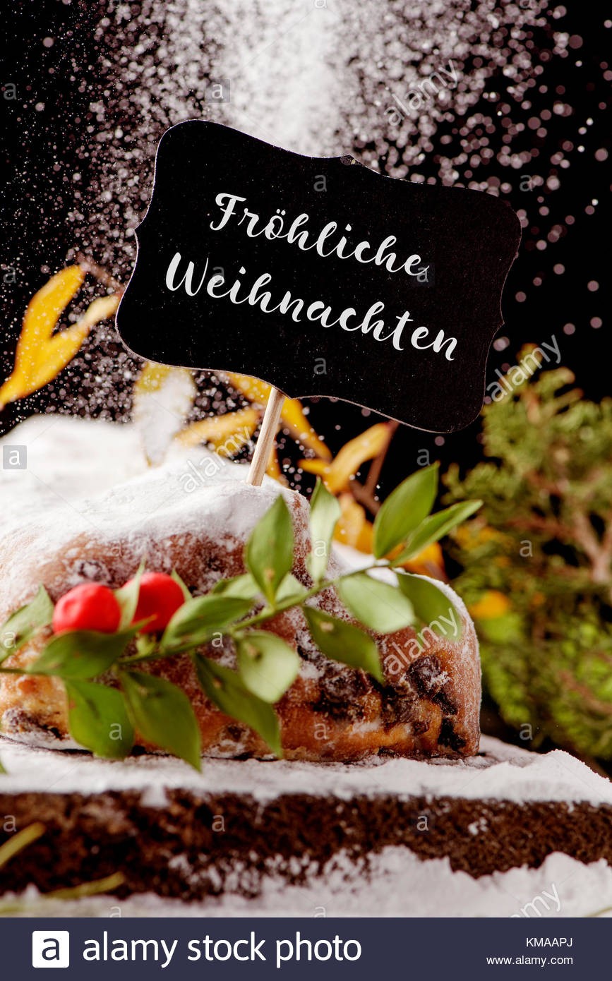 Merry Christmas In German Stock Photos & Merry Christmas ...