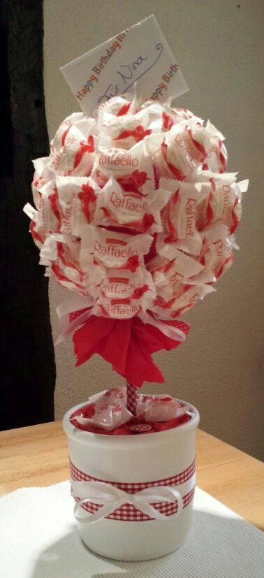 Mein erster Candy-Raffaello-Tree :) | Projects to Try ...